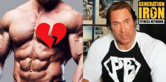 Mike O'Hearn bodybuilding heart