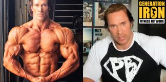 Mike O'Hearn bodybuilder