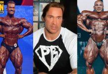 Mike O'Hearn Classic Physique vs Men's Physique bodybuilding