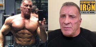 Milos Sarcev bodybuilding