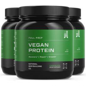 National Bodybuilding Co. Full Prep Vegan