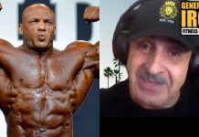 Samir Bannout Big Ramy bodybuilding
