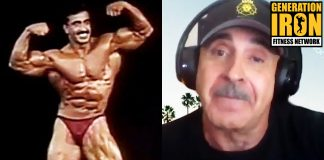 Samir Bannout Olympia 1984 bodybuilding