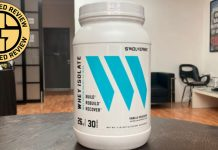 Swolverine_Whey Protein Isolate_Product