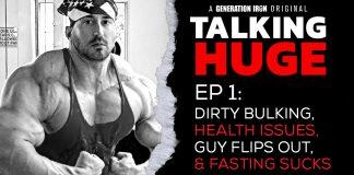 Talking Huge Craig Golias Episode One