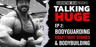 Talking Huge Craig Golias Episode 2