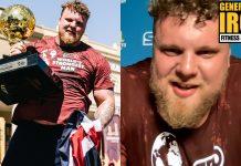 Tom Stoltman World's Strongest Man 2021