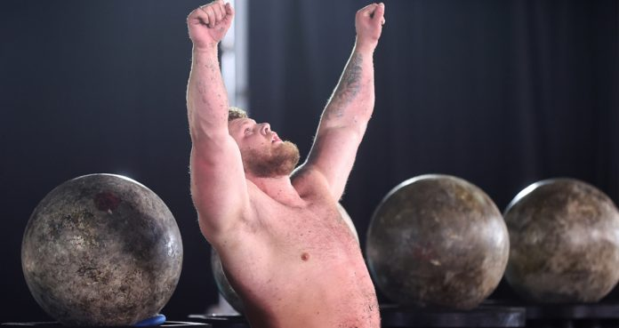 Tom Stoltman Wins World's Strongest Man 2021