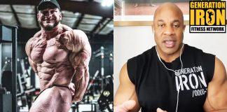 Victor Martinez Hunter Labrada bodybuilding