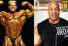 Victor Martinez Jay Cutler bodybuilders
