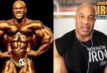 Victor Martinez Phil Heath Bodybuilding