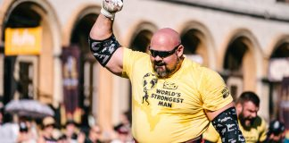 Brian Shaw World's Strongest Man 2012 Day Two