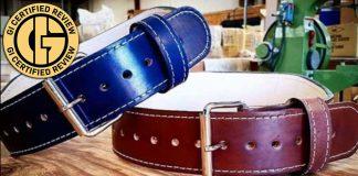 Pioneer Custom Dyed Weightlifting Belts