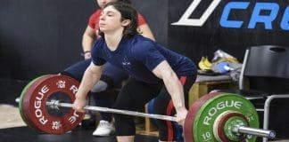 Hampton Morris Weightlifting