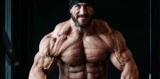 Antoine Vaillant bodybuilder