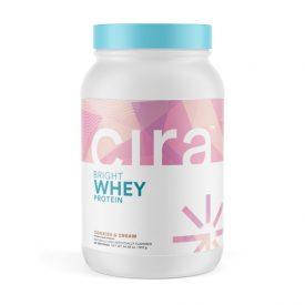 Cira Nutrition Bright Whey Protein
