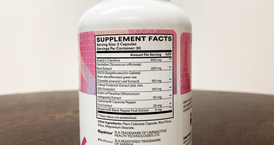 Cira Nutrition_Shine_Ingredients
