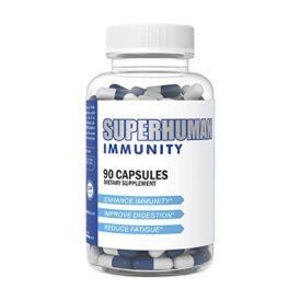 Enhanced Super Human Immunity