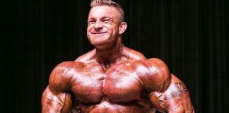 Flex Lewis bodybuilder