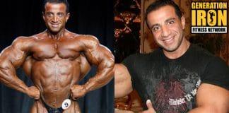 George Farah bodybuilder coach