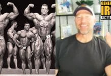 Gunter Schlierkamp bodybuilding 90s