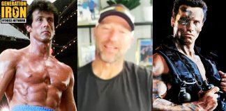 Gunter Schlierkamp Sylvester Stallone Arnold Schwarzenegger