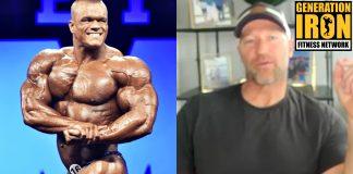 Gunter Schlierkamp Dallas McCarver bodybuilding
