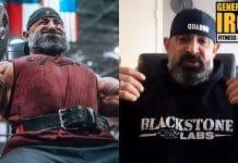Guy Cisternino bodybuilding weightlifting
