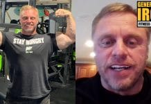 John Meadows bodybuilding
