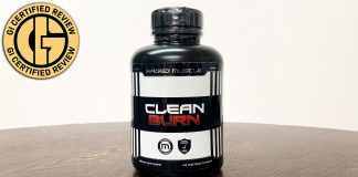 Kaged Muscle_Clean Burn_Product