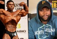 Keone Pearson bodybuilder