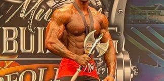 Lenda Murray Bodybuilding Norfolk Results