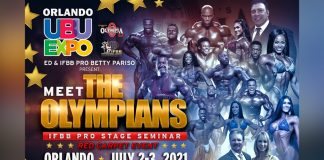 Meet The Olympians Europa Orlando