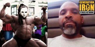 Melvin Anthony Best Posers Kai Greene bodybuilding