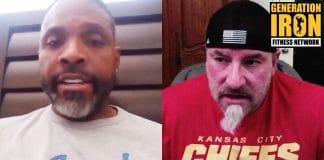 Melvin Anthony Chad Nicholls Bodybuilding