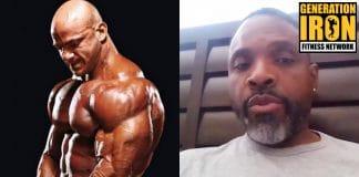 Melvin Anthony Big Ramy bodybuilding