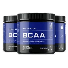 National Bodybuilding Co. Pro Contest BCAA