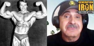 Samir Bannout Arnold Schwarzenegger bodybuilding