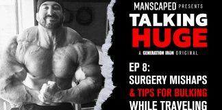 Talking Huge Episode 8