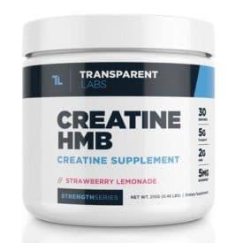Transparent Labs StrengthSeries Creatine HMB
