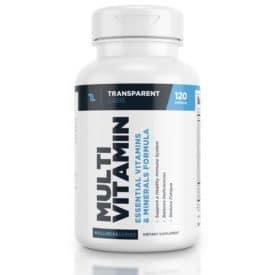 Transparent Labs WellnessSeries Multivitamin