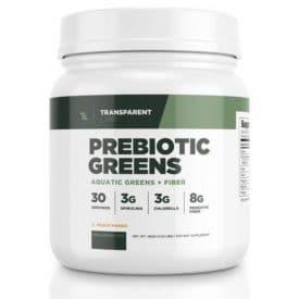Transparent Labs WellnessSeries Prebiotic Greens