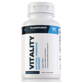 Transparent Labs StrengthSeries Vitality