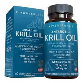 Viva Naturals Triple Strength Omega-3 Fish Oil
