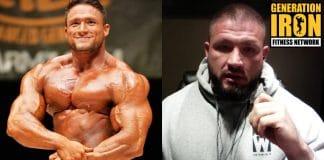 Zane Watson bodybuilder