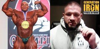 Zane Watson Big Ramy Olympia 2020 bodybuilding