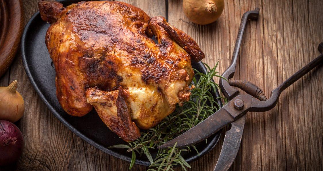 chicken and rice diet