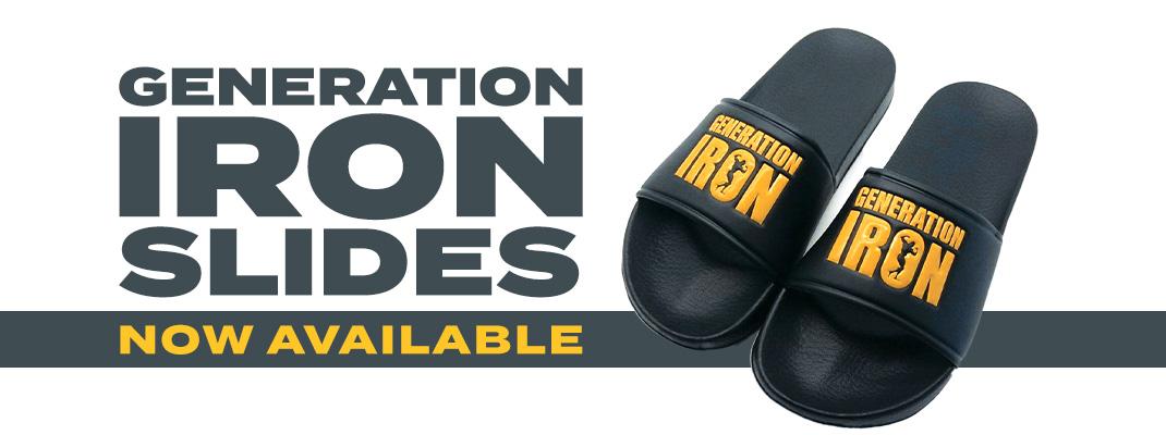 Generation Iron Store Slides