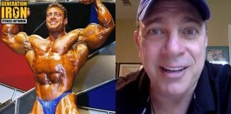 Bob Cicherillo bodybuilder