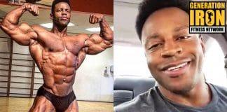 Breon Ansley bodybuilder interview